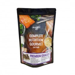 Angel Cat Food Complete Nutrition Gourmet 1.1kg