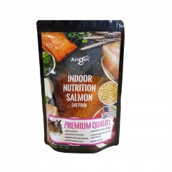 Angel Cat Food Indoor Nutrition Salmon 1.1kg