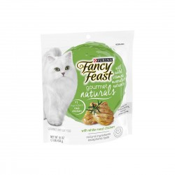 *BIG SALE* Fancy Feast Gourmet Naturals Cat Dry Food White Meat Chicken 454g 36 bags