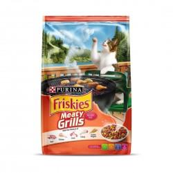 Friskies Cat Dry Food Meaty Grill 3kg