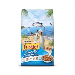 Friskies Cat Dry Food Seafood Sensations 1.2kg