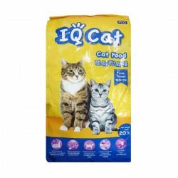 IQ Cat Dry Food Tuna Flavour 20kg
