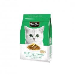 Kit Cat Dry Food Fillet O Flakes 1.2kg