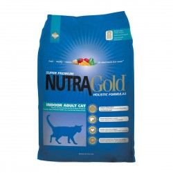 Nutra Gold Cat Dry Food for Indoor Adult Cat 7.5kg