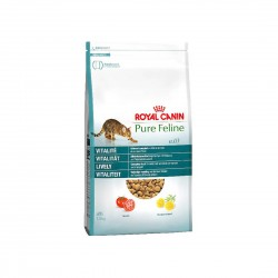 *Lily Low Shelter* Royal Canin Cat Food Pure Feline no 3 Vitality 1.5kg