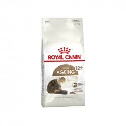 Royal Canin Cat Food Senior Ageing 12+ 2kg