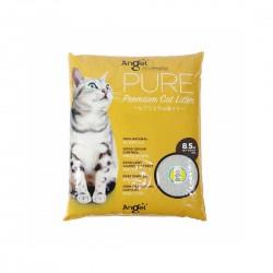 Angel Pure Premium Cat Litter Baby Powder 10L