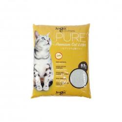 Angel Pure Premium Cat Litter Lemon 10L