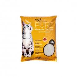 Angel Pure Premium Cat Litter Rose 10L