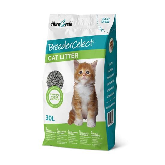 Breeder Celect Cat Litter Original 30L