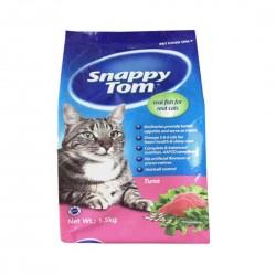 Snappy Tom Cat Dry Food Tuna 1.5kg