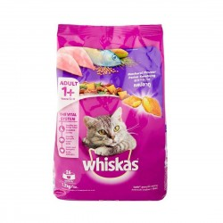 Whiskas Cat Food Mackerel 1.2kg