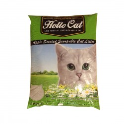 Hello Cat Litter Apple 10L
