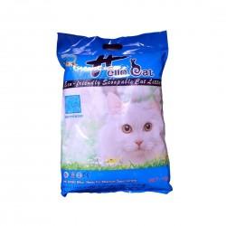 Hello Cat Litter Baby Powder 10L