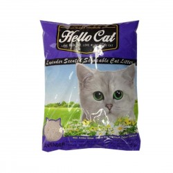 Hello Cat Litter Lavender 10L