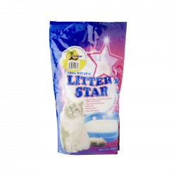 Litter Star Cat Litter Crystal Lemon 5L