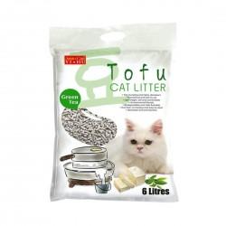 Aristo Cats Yi Hu Tofu Cat Litter Green Tea 6L