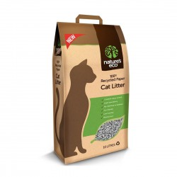 Nature's Eco Cat Litter Recycled Paper 30L
