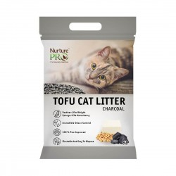 Nurture Pro Tofu Cat Litter Charcoal 6L