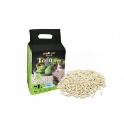 Sumo Cat Tofu Cat Litter Apple 7L