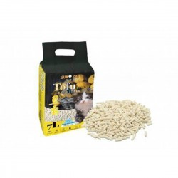 Sumo Cat Tofu Cat Litter Lemon 7L