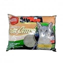 Tom & Pus Bentonite Cat Litter Apple 10L