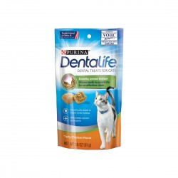 Purina Dentalife Dental Cat Treat Chicken Flavour 51g