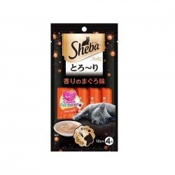 Sheba Cat Treat Melty Tuna Flavour 12g (4pcs)