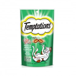 Temptation Cat Treat Seafood Flavour 85g