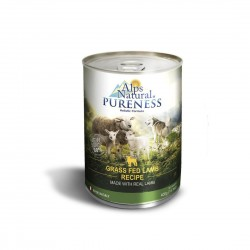 *Mdm Wong's Shelter* Alps Natural Dog Canned Food Pureness Lamb 400g (24pcs)