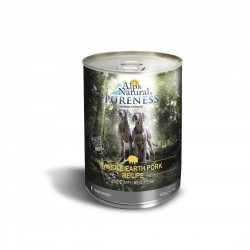 *Mdm Wong's Shelter* Alps Natural Dog Canned Food Pureness Pork 400g (24 pcs)