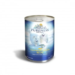 Alps Natural Dog Canned Food Pureness Salmon 400g