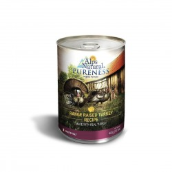 Alps Natural Dog Canned Food Pureness Turkey 400g