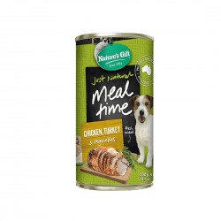 Nature's Gift Dog Canned Food Chicken, Turkey & Vegetables 700g