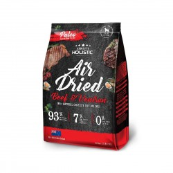 Absolute Holistic Dog Food Air-Dried Beef & Venison 1kg