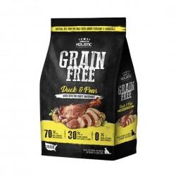 Absolute Holistic Dog Food Grain Free Duck & Peas 1.5kg