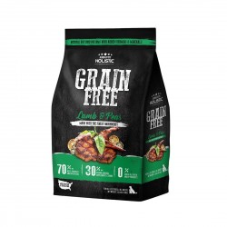 Absolute Holistic Dog Food Grain Free Lamb & Peas 1.5kg