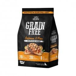 Absolute Holistic Dog Food Grain Free Salmon & Peas 1.5kg