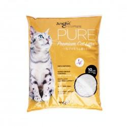 Angel Pure Premium Cat Litter Lavender 10L