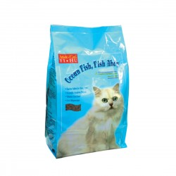Aristo Cats Yi Hu Cat Dry Food Ocean Fish, Fish Ahoy 7.5kg