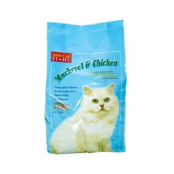 Aristo Cats Yi Hu Cat Dry Food Mackerel & Chicken 1.5kg