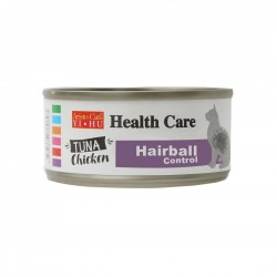 Aristo Cats Cat Canned Food Health Care Hairball Control Tuna with Chicken 70g