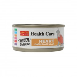 Aristo Cats Cat Canned Food Health Care Heart Tuna with Chicken 70g