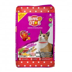 Bingo Star Cat Food Mackerel 20kg