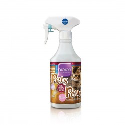 Bioion Pets Pounce Germs-free Sanitiser 500ml