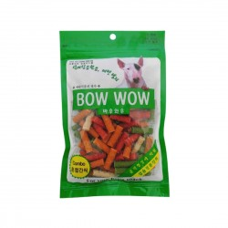 BOW WOW Dog Treat Mixed Cut 150g