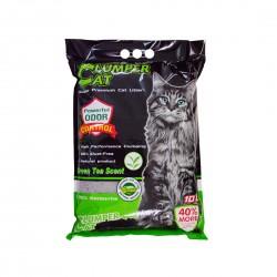 Clumper Cat Litter Green Tea 10L