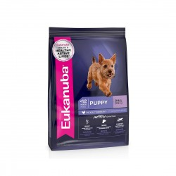 Eukanuba Dog Food Chicken for Small Breed Puppy 15kg