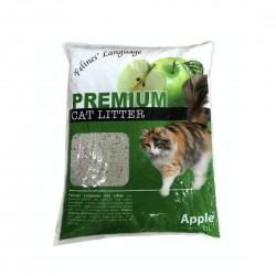 Feline's Language Premium Cat Litter Apple 10L