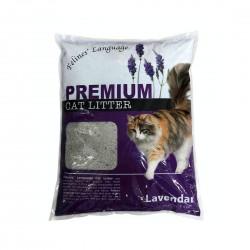 Feline's Language Premium Cat Litter Lavender 10L